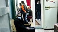Daireyi kahvehaneye çevirip kumar oynayan 20 kişiye 125 bin lira ceza kesildi