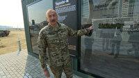 Azerbaycan Cumhurbaşkanı Aliyev açıkladı: Ermenistan savaşta 'İskender M' balistik füzesi kullandı