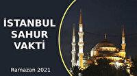 İstanbul Sahur vakti – 2021 Ramazan Sahur vakitleri - İmsakiye ile iftar ve sahur vakitleri heyecanı tüm yurdu kapladı