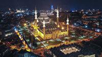 Ramazan'ın habercisi mahyalar asıldı