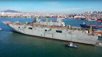 İsmail Demir, Türkiye'nin en büyük savaş gemisi olacak TCG Anadolu için tarih verdi