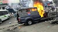 Pakistan'da Tahrik-i Lebbeyk Pakistan Partisi (TLP) Başkanı gözaltına alındı, sokaklar karıştı