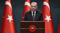 Cumhurbaşkanı Erdoğan yeni kararları açıkladı: Hafta içi sokak kısıtlaması saat 19.00-05.00 arası olacak