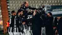 Beşiktaş zafere yürüyor