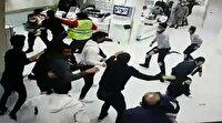 Sivas'ta magandalar hastaneyi savaş alanına çevirdi: 8 kişi gözaltına alındı