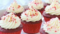 Kırmızı Kadife Cupcake