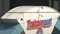 Rusya'da hizmet verecek konteyner vinçlerin kurulumu Trabzon Limanı'nda yapılacak