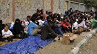 Doğu Afrikalı 32 bin düzensiz göçmen Yemen'de mahsur kaldı