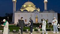 Amerika Diyanet Merkezi'nde ilk iftar sevinçle karşılandı