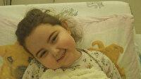 'Bademcik' diye hastaneye gitti tümör teşhisi kondu: Doktorların 15 ay ömür biçtiği küçük Sare destek bekliyor
