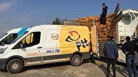 PTT çalışanların patates ve soğan taşımaya zorlanıyor iddiaları yalanlandı