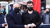 Bursa'nın sokakları notalarla renkleniyor