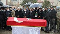 Başika Üssü'ne saldırıda şehit olan Halil Kızılay toprağa verildi