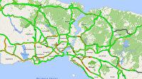 Kademeli mesai uygulaması İstanbul trafiğini rahatlattı: Yoğunluk yüzde 26'lara düştü
