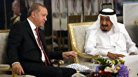 Cumhurbaşkanı Erdoğan Kral Selman ile telefonda görüştü
