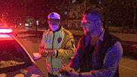 Isparta'da alkollü sürücüden ilginç savunma: Alkolü evde içtim, yolda mı içtim