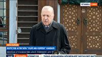 Cumhurbaşkanı Erdoğan'dan KKTC'de AYM'nin Kur'an Kursu kararına tepki: Kıbrıs, Fransa değil