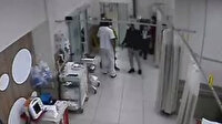 Beylikdüzü'nde hastanede koronavirüs testi istemeyen adam sağlıkçılara dehşet yaşattı