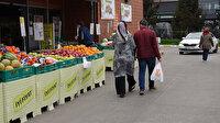 Trabzon'da 'kısıtlamada market poşetli gezinti' tepkisi