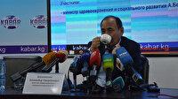 Kırgızistan'dan koronavirüse karşı zehirli bitki ile tedavi önerisi: Sağlık Bakanı toplantı sırasında ilacı içerek kanıtlamaya çalıştı