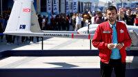 Selçuk Bayraktar Türk mühendisler tarafından tasarlanan robot uçağı paylaştı: Köklerden göklere