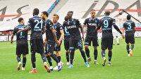 Trabzonspor uzatmada yıkıldı