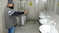 İsyan ettiren hırsızlık: Caminin 25 musluğunu birden çaldılar
