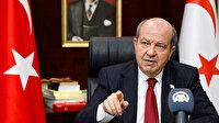 KKTC Cumhurbaşkanı Tatar'dan AB'ye tepki: Sözlerinizi tutmadınız tarafsız değilsiniz