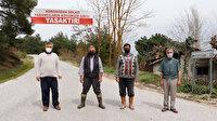 Koronaya savaş açan köy: Köye yabancı girişi yasaklandı vaka sayısı sıfırlandı