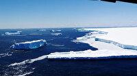 Dünyanın en büyük buzulu eriyerek yok oldu