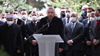 Eski Irak Cumhurbaşkanı Yardımcısı Haşimi'den Cumhurbaşkanı Erdoğan'a övgü: Takdir ve saygıyı hak ediyor