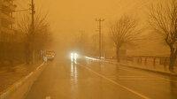 Meteorolojiden dört il için toz uyarısı: Dikkatli ve tedbirli olun!