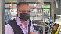 İETT şoföründen darp isyanı: 'Psikolojim bozuldu' deyip otobüsü yolun ortasında bıraktı