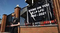Liverpool'un taraftar grubu kulüplerini desteklemeyeceklerini açıkladı