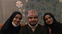 Nepalli öğrencilerin hayatı Türkiye'de aldıkları eğitimle değişiyor