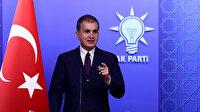 AK Parti Sözcüsü Çelik'ten Dendias'a tepki: Yunan Bakan AB'yi kendisine kalkan yapıyor