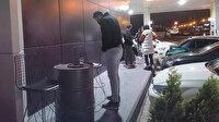 Akaryakıt istasyonunda kahve içen 14 kişiye 44 bin TL ceza