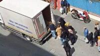 CHP'li Şişli Belediyesi patates soğan dağıttı