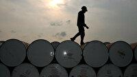 Brent petrolün varil fiyatı haftaya düşüşle başladı