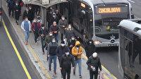 İstanbullunun toplu taşıma çilesi: 'Yanımdakiyle aramda 20 santimetre mesafe var'