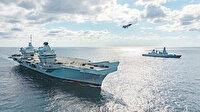 İngiltere savaş gemilerinin Boğaz'dan geçişi için Türkiye'ye bildirimde bulundu