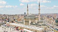 Özlem bitiyor: Taksim Camii son cumaya hazırlanıyor