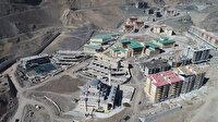 Türkiye'nin birinci dünyanın üçüncü en yüksek kemer barajı olacak: Yeni yerleşim yeri inşasında sona doğru