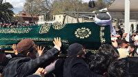Bediüzzaman'ın talebesi Hüsnü Bayramoğlu son yolculuğuna uğurlandı