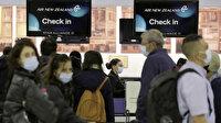 Karşılıklı uçuşlar başladı korkulan oldu: Auckland Havalimanı'nda bir çalışan pozitif