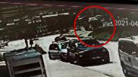 Bursa'da TIR'ın üzerine devrildiği otomobil yandı: 1 ölü, 2 yaralı