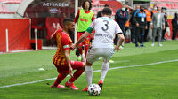 Kayseri'de 6 puanlık maçta kazanan yok