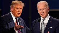 Trump'tan Biden'a tepki: Çok korkunç şeyler oluyor