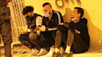 Ehliyetsiz ve asker kaçağı gençlerin akşam gezmesi pahalıya patladı