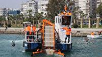 Bir yılda denizden yaklaşık 450 ton çöp çıktı